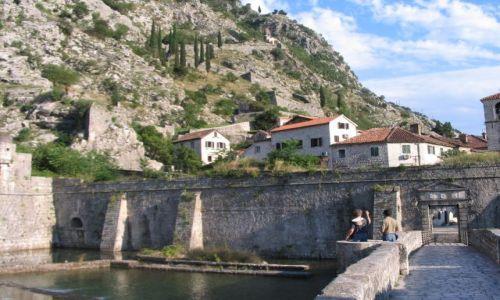 Zdjecie CZARNOGÓRA / Czarnogora / Czarnogora-Kotor / Kotor