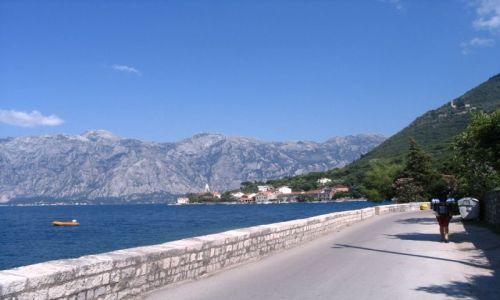 Zdjecie CZARNOGÓRA / brak / Czarnogora / okolice Kotoru