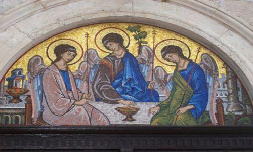Zdjecie CZARNOGÓRA / Czarnogóra / Budva / Mozaika