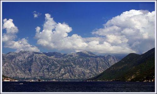 Zdjęcie CZARNOGÓRA / - / Czarnogóra / Potęga gór