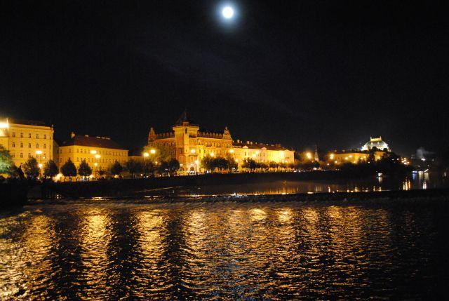 Zdjęcia: Praga, Praga, Praga nocą, CZECHY