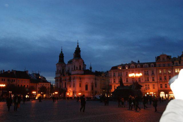 Zdjęcia: Praha, Praga nocną porą, CZECHY