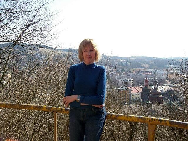 Zdjęcia: Nachod, Miłe dla oka widoki z Zamku w Nachodzie, CZECHY