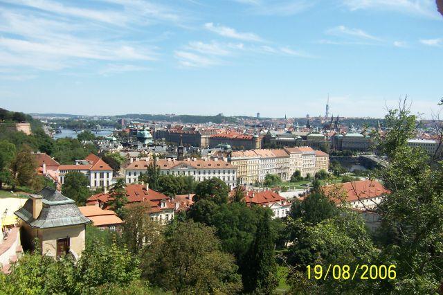 Zdjęcia: Praga, Hradczany, Piękny widok, CZECHY