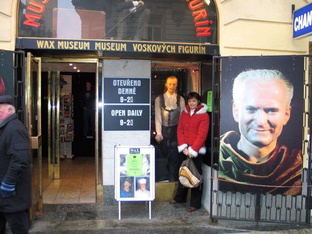 Zdjęcia: Praga, Muzeum woskowe, CZECHY