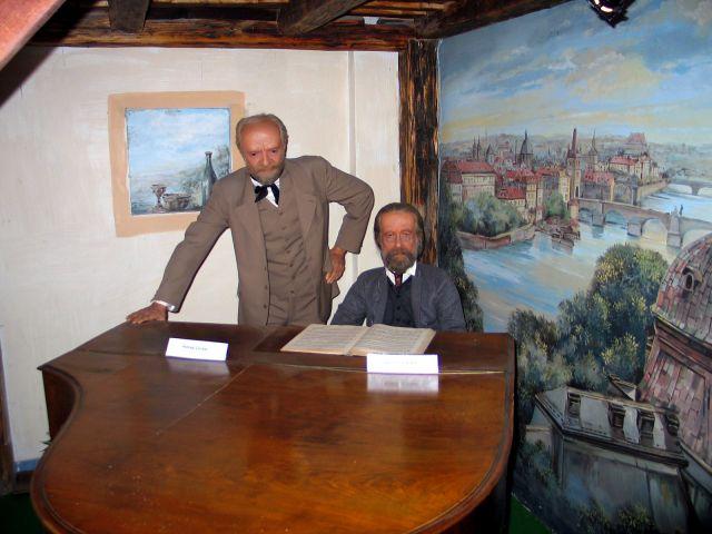 Zdjęcia: Praga, Muzeum woskowe 4, CZECHY
