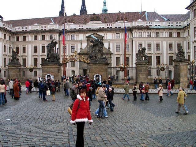 Zdjęcia: Praga, Zamek Praski, CZECHY