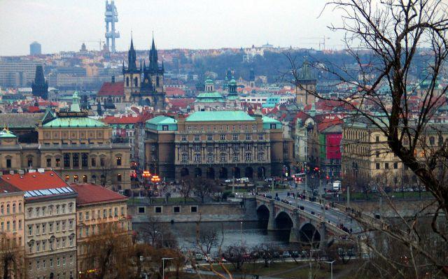 Zdjęcia: Praga, Panorama , CZECHY