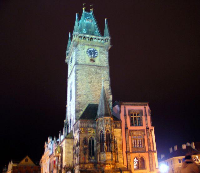Zdjęcia: Praga, Kościół św.Mikołaja na starym mieście, CZECHY