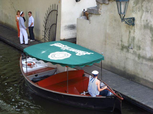 Zdjęcia: Praga, Prawie jak w Wenecji, CZECHY
