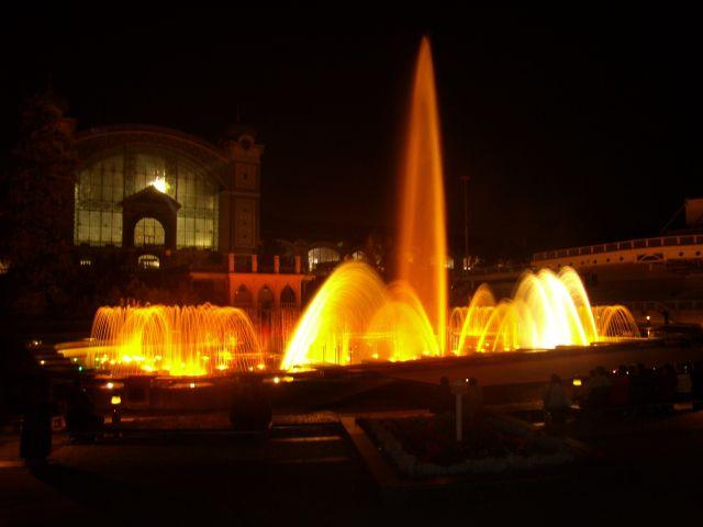 Zdjęcia: krizikova fontanna, praga, światło woda dźwięk, CZECHY