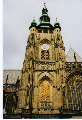 Zdjęcia: Praga, Czechy, Katedra, CZECHY