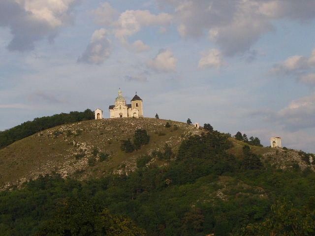 Zdjęcia: Mikulov, Wzgórze, CZECHY