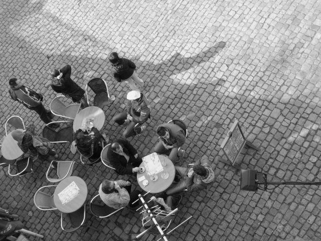 Zdjęcia: Pod mostem, Praga, Praga, CZECHY