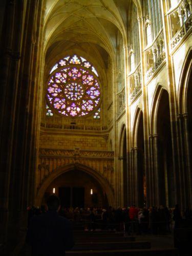 Zdjęcia: Hradczany, Praga, Katedra Św.Wita, CZECHY