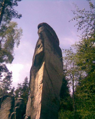 Zdjęcia: Teplice-dwa km od centrum, skalne miasto 3, CZECHY