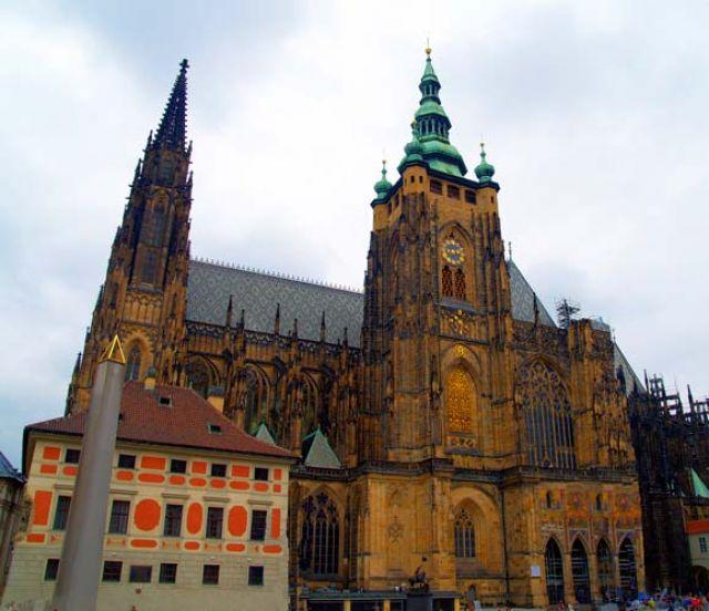 Zdjęcia: Hradczany, Praha1, CZECHY