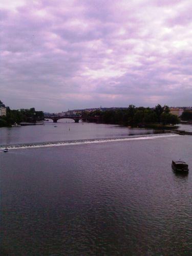 Zdjęcia: Praga, Z mostu Karola, CZECHY