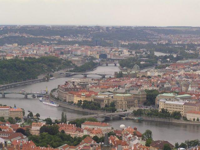 Zdjęcia: Praga, Mosty, CZECHY
