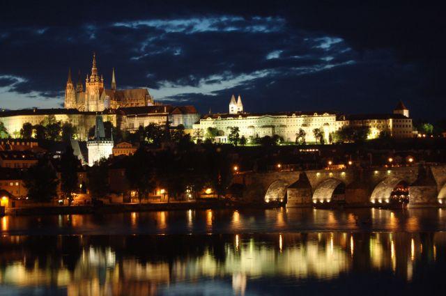 Zdjęcia: Praga, Panorama Pragi, CZECHY