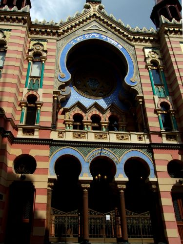 Zdjęcia: Praga, synagoga, CZECHY