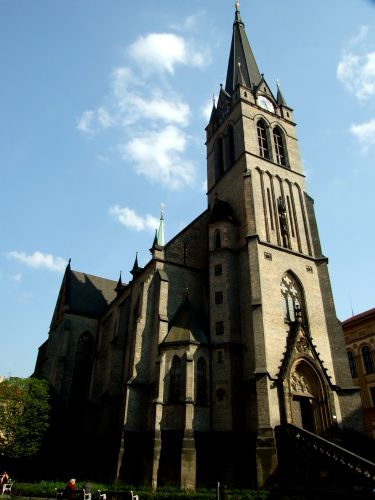 Zdjęcia: Praga, kościół, CZECHY