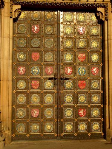 Zdj�cia: Praga, mie� takie drzwi w domu..., CZECHY