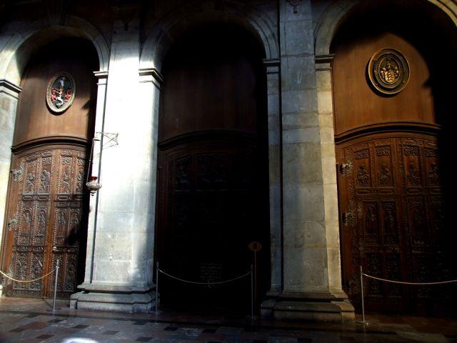 Zdjęcia: Praga, katedra św. Wita, CZECHY