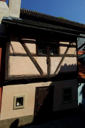 Zdjęcia: Praga, złota uliczka, CZECHY