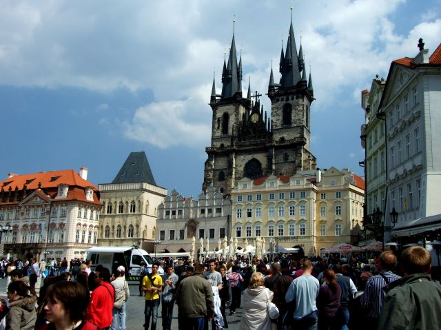 Zdj�cia: Praga, ., CZECHY