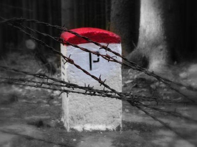 Zdjęcia: Granica polsko czeska, Jeseniki, Granica, CZECHY