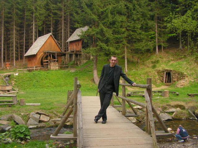 Zdjęcia: Granica polsko czeska, Jeseniki, zlatohorskie mlyny, CZECHY