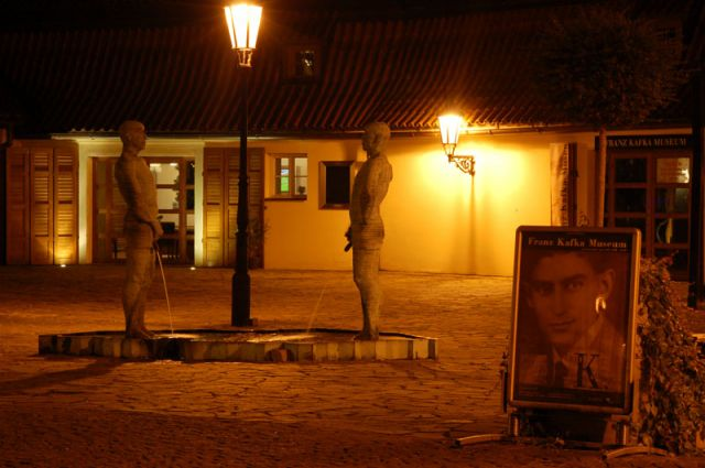 Zdjęcia: Praha, Kafka, CZECHY