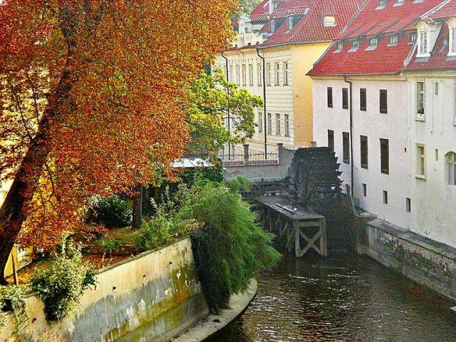 Zdjęcia: Praga, Młym, CZECHY