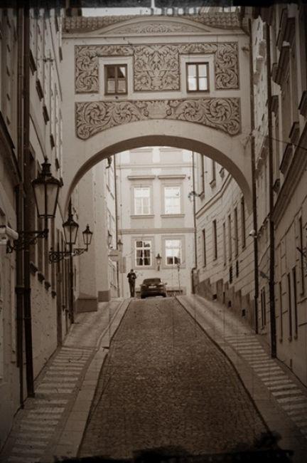 Zdjęcia: Praga, praskie uliczki, CZECHY