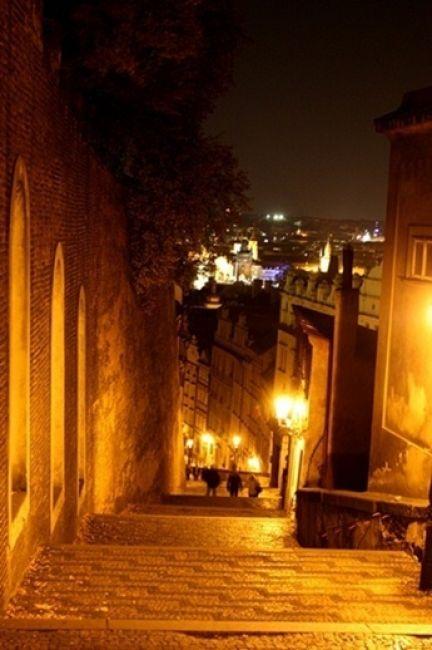Zdjęcia: Praga, urok praskich uliczek2, CZECHY