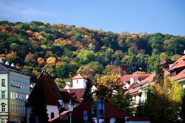 Zdjęcia: Praga, jesienna Praga, CZECHY