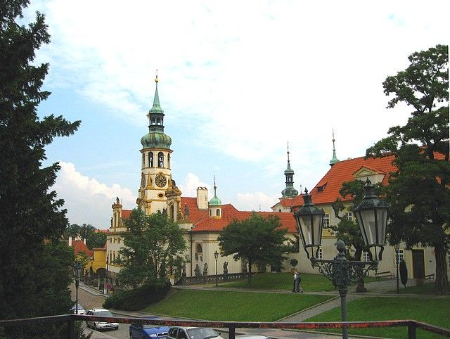 Zdjęcia: Praga, Czechy Środkowe, Loreta, CZECHY