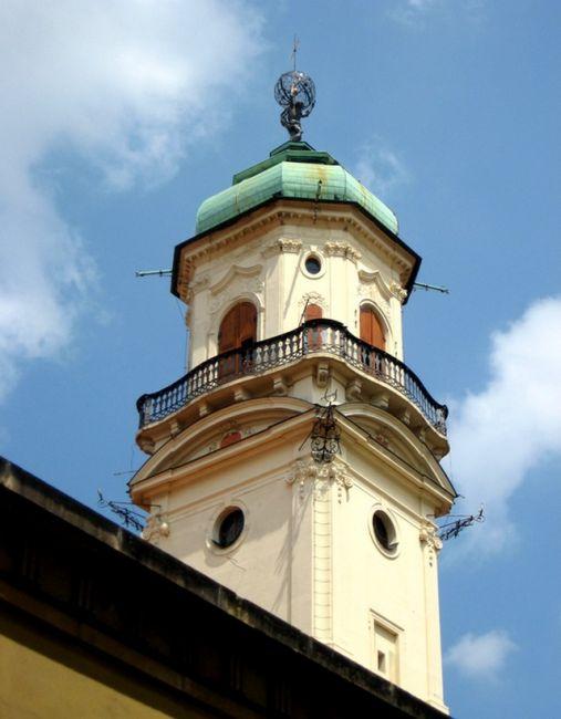 Zdjęcia: Praga, Czechy Środkowe, wieża, CZECHY