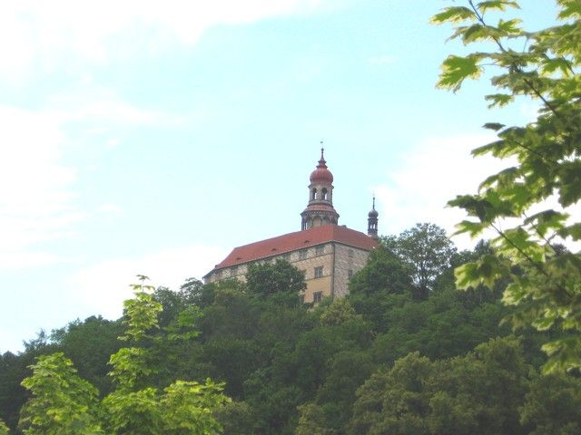 Zdjęcia: Nachod, Hradecki Kraj, perełka renesansu - zamek w Nachodzie, CZECHY