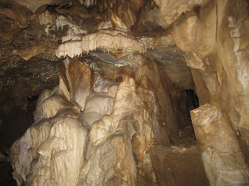 Zdjęcia: ., północne Czechy, jaskinie Na Pomezi, CZECHY