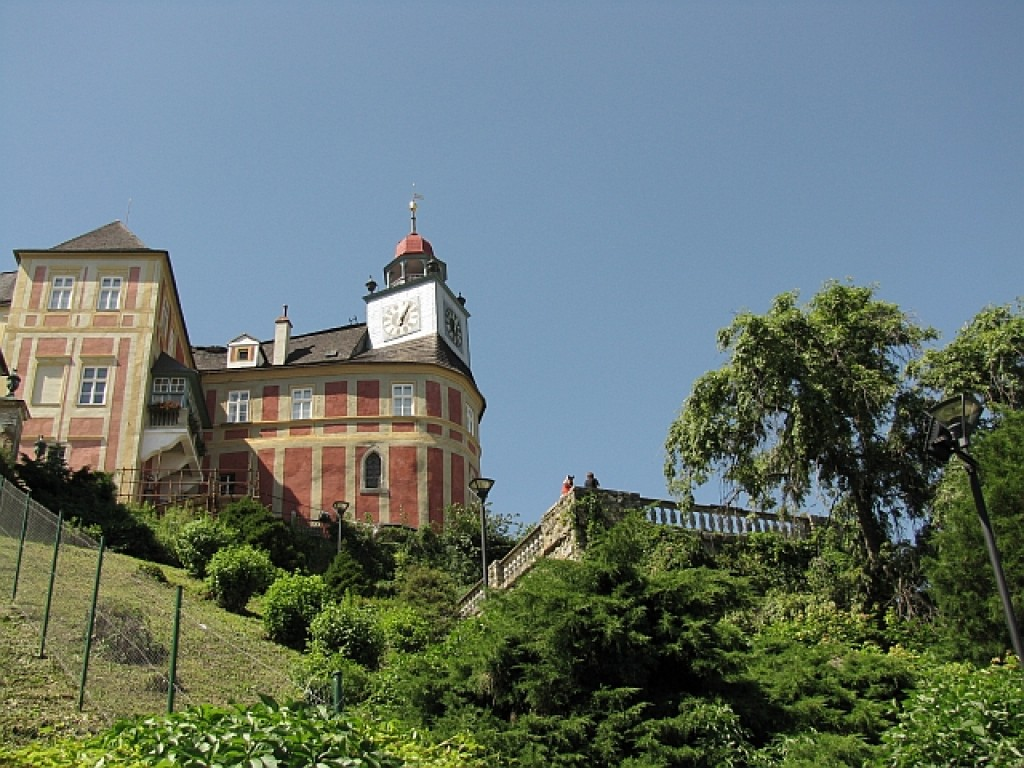 Zdjęcia: Javornik, północne Czechy, dawny pałac biskupów wrocławskich, CZECHY