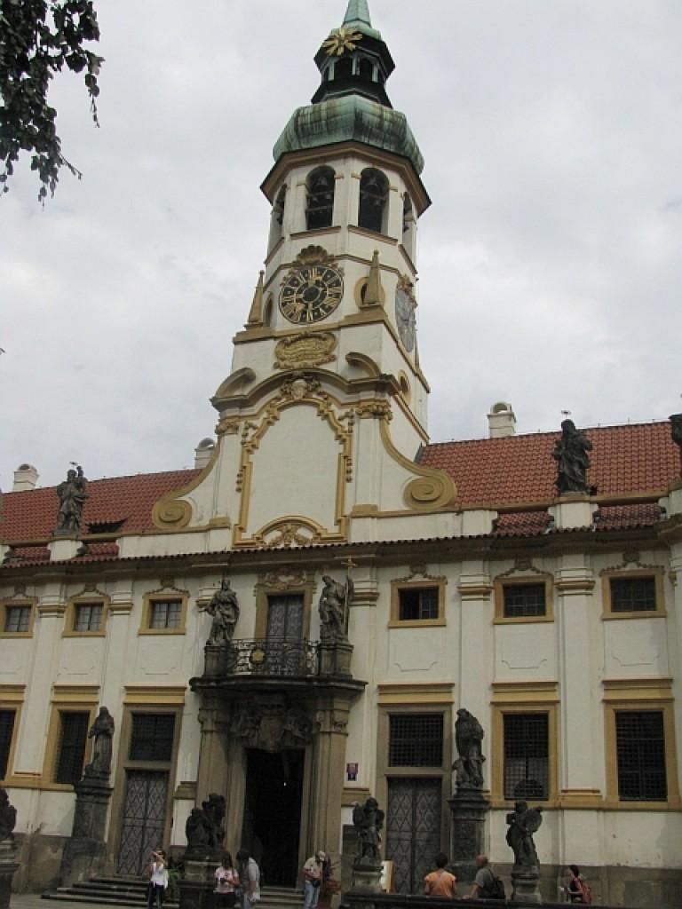 Zdjęcia: Praga, Praga, Loreta, CZECHY