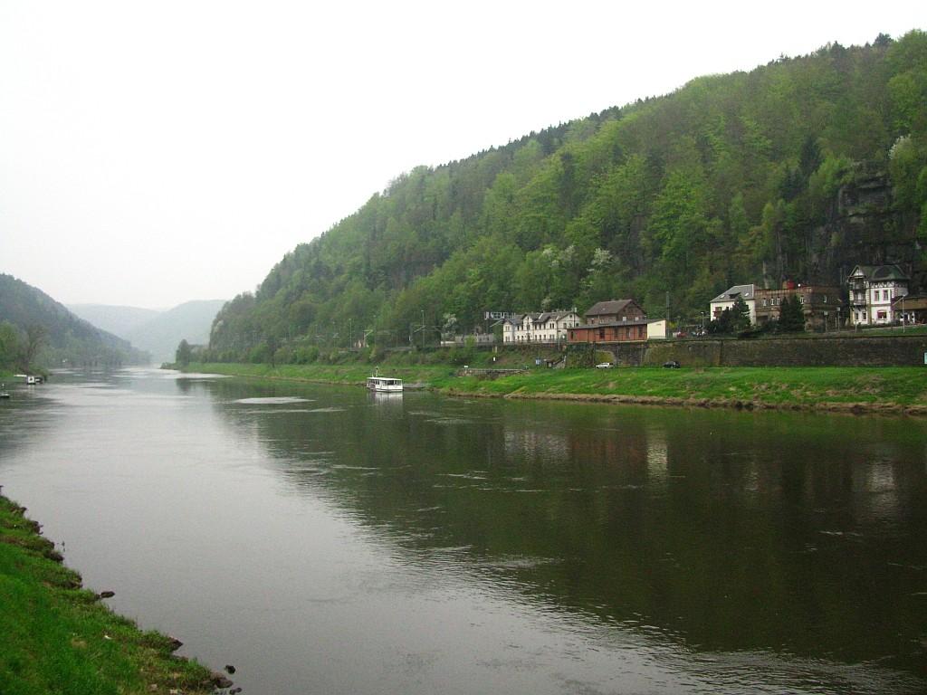 Zdjęcia: Hreńsko, Czeska Szwajcaria, przełom Łaby, CZECHY