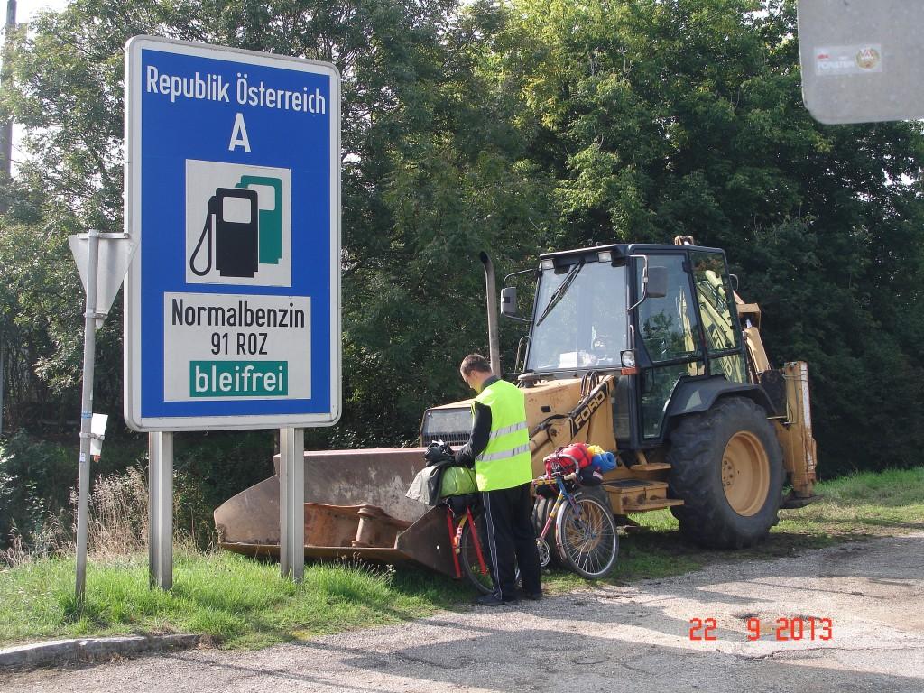 Zdjęcia: Na granicy, Na granicy, Granica austriA, CZECHY