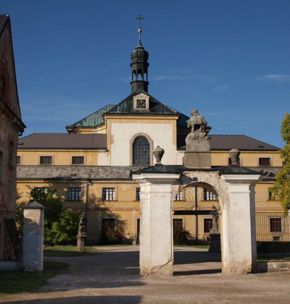 Zdjęcia: Kuks, kraj kralovohradecki, Kuks Hospital, CZECHY