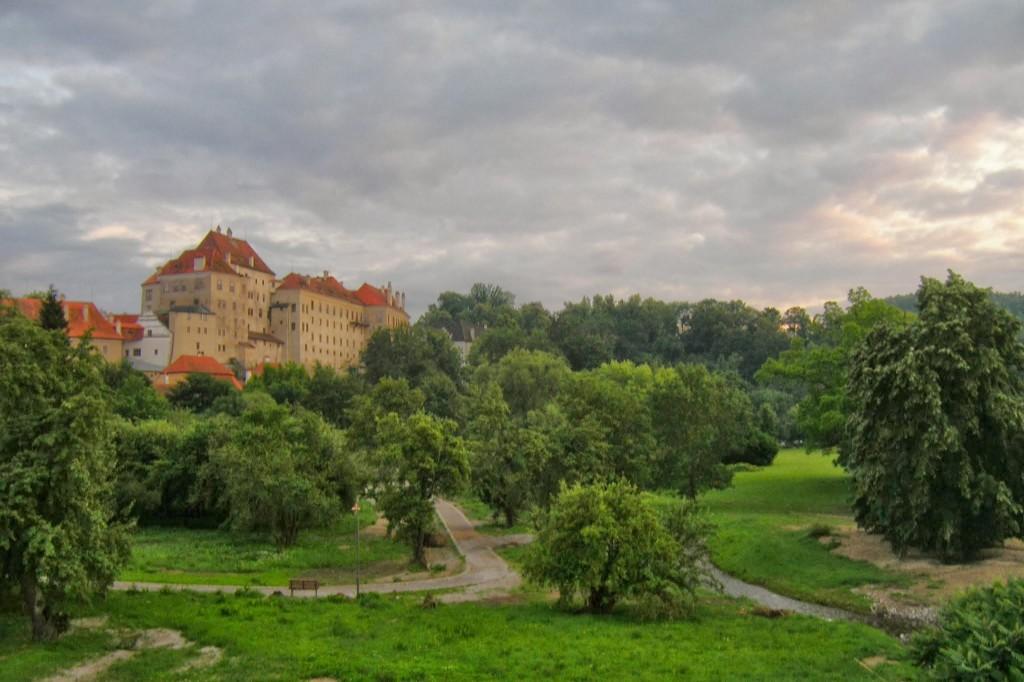 Zdjęcia: Czeski Krumlov, Zamek ze snu, CZECHY