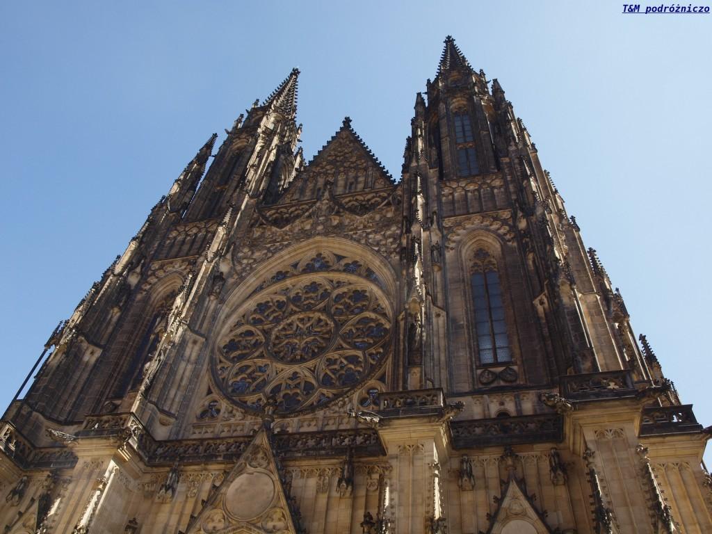 Zdjęcia: Praga, Europa, Katedra , CZECHY