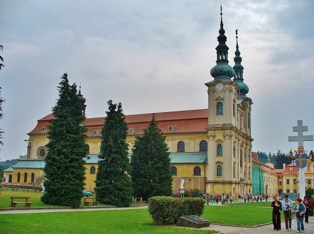Zdjęcia: Velehrad, Morawy, Velehrad , CZECHY