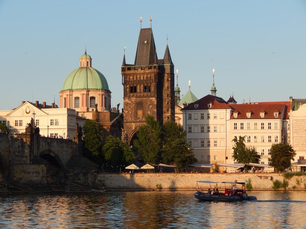 Zdjęcia: Praga, Kraj środkowoczeski, Lato w miescie, CZECHY